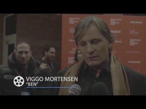 Sumdamce 2016: Captain Fantastic Red Carpet with Viggo Mortenson