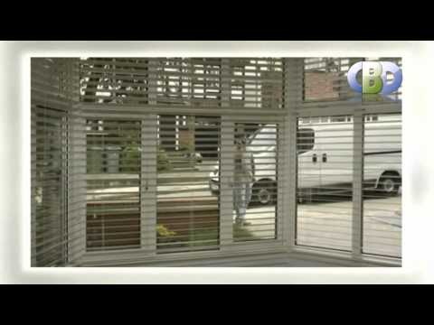 Solution for BayWindow WoodenVenisionBlinds at www.leadinginteriors.com