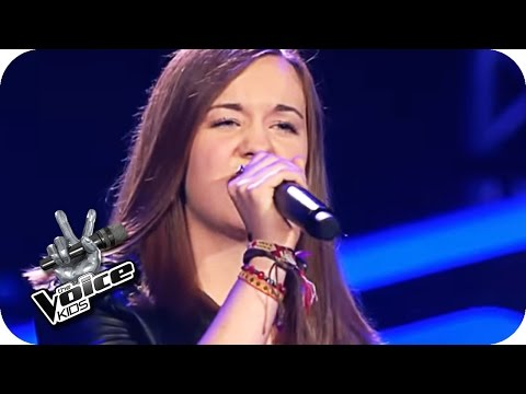 The Pretenders - Don't get me wrong (Nele) | The Voice Kids 2017 | Blind Auditions | SAT.1