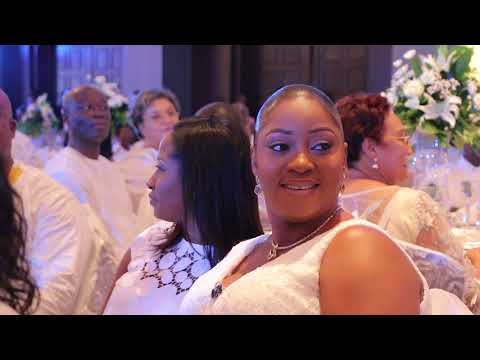 Former President of Ghana HE. John Mahama & Wife Lordina Celebrate 25 Years of Marital Bliss