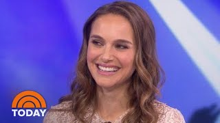 Natalie Portman On Playing A Pop Star In 'Vox Lux' | TODAY