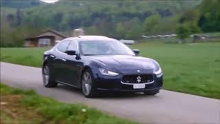 Maserati Ghibli S Q4 3.0 V6 Sound Test