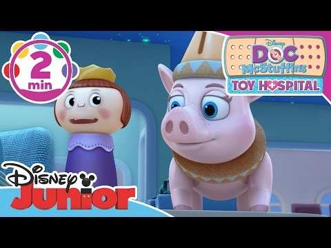Doc McStuffins: Toy Hospital | The Emergency Room Song | Disney Junior UK