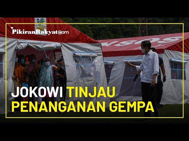 Tinjau Penanganan Gempa, Jokowi dan Rombongan Terbatas Bertolak ke Sulawesi Barat