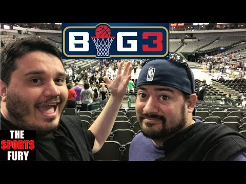 Our day at The Big 3 in Dallas