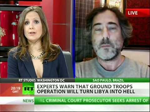 Osama down. Gaddafi next?