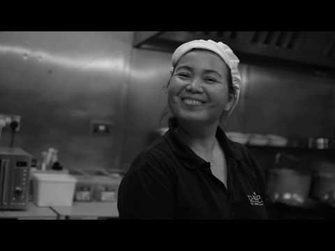 Thai Chef (Kodchaporn Phoklang) by Christian Silverton