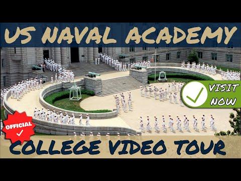 Naval Academy - Video Tour