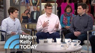 Siblings Of Transgender Girl: It Profoundly Affected Me In Such A Positive Way | Megyn Kelly TODAY