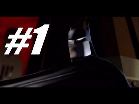 Batman Vengeance Part 1 Rooftop Rumble!