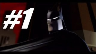 Batman Vengeance Part 1 Rooftop Rumble!