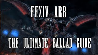 ffxiv arr ultima weapon hard mode strategy guide