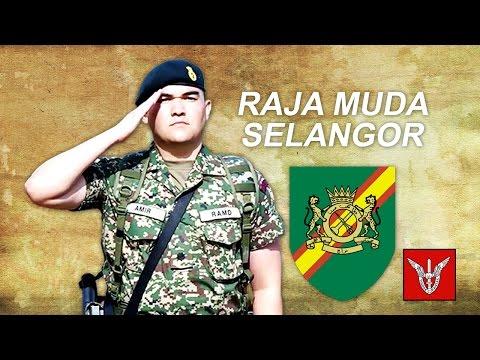 Eksklusif Raja Muda Selangor