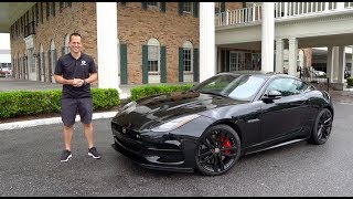 Did Jaguar get the 2020 F-TYPE R all WRONG or RIGHT?