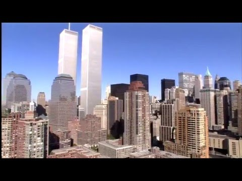 New York in 1993 in HD -  DTheater DVHS Demo Tape