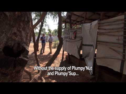 Family7 with Medair in South Sudan: refugees in a war torn country. Episode 2/4