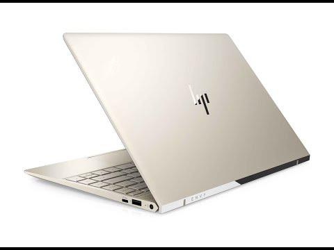 Review of HP Envy 13   Core i5 8th Gen