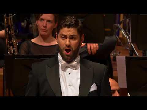Dominic Barberi, bass - Betrachte, meine Seele - Johannes Passion - J.S. Bach