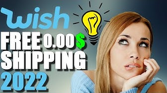 Wish Shipping Promo Trick - How To Pay 0$ For Shipping March 2020