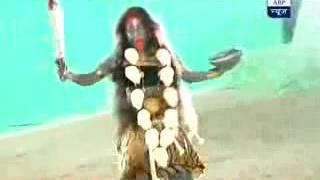 Parvati Taking Mahakali Roop-Devon Ke Dev Mahadev (Life Ok)
