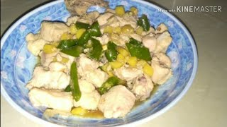 Chicken halang halang | bisaya version| ❤️ javen vlogs