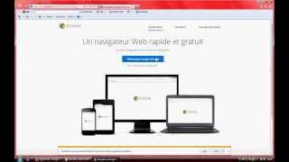 Comment télécharger google chrome gratuitement