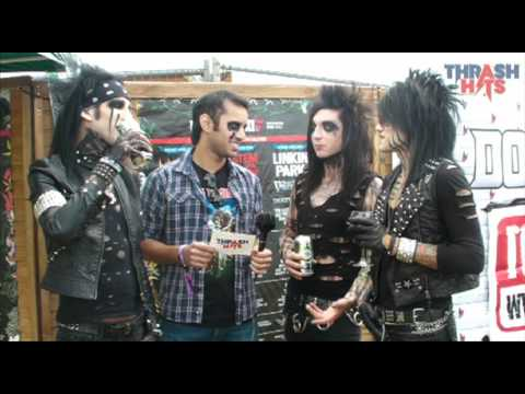 Thrash Hits TV: Black Veil Brides @ Download Festival 2011