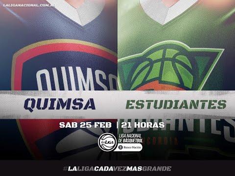 Liga Nacional: Quimsa vs. Estudiantes | #LaLigaEnTyC