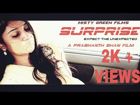 SURPRISE - A Love Thriller Short Film 2018 | Based On Love & Crime | 1080p