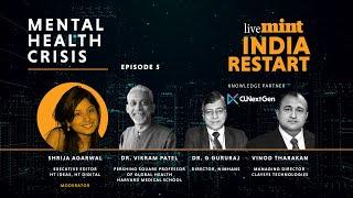 #IndiaRestart: Decoding India's mental health crisis