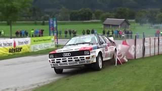 Austrian Rallye Legend 2017 Klausner Christof-Passenbrunner Martin