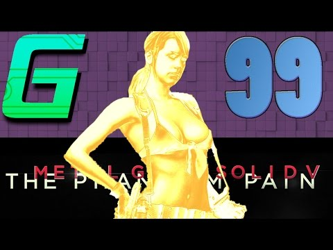 Metal Gear Solid 5 Part 99: She Gold - Gooder Gamers - Let's Play