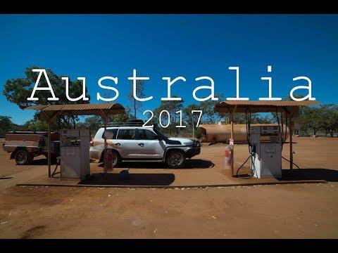 Australia 2017 - Cinematic edit of my australia roadtrip Part 1