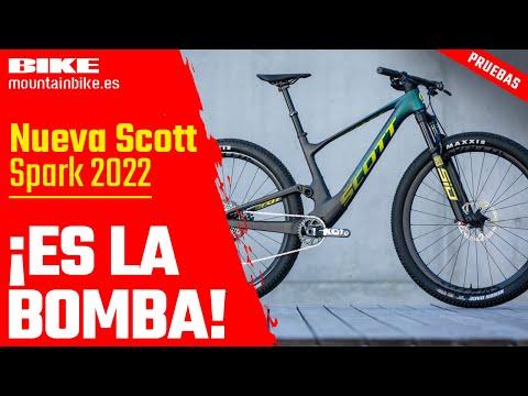 BIKE NEWS: Scott Spark 2022
