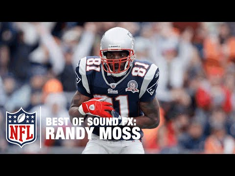 New England Patriots: The Tom Brady & Randy Moss Connection! | Best of Sound FX | NFL