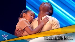 GOLDEN BUZZER! ABANDONED KIDS Fulfill Their DREAMS | Auditions 1 | Spain's Got Talent Season 5