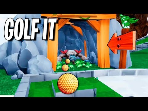 GOLF IT | LA GRAN ROBADA DE RATÓN!