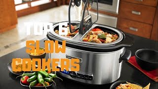 Best Slow Cooker in 2019 - Top 6 Slow Cookers Review