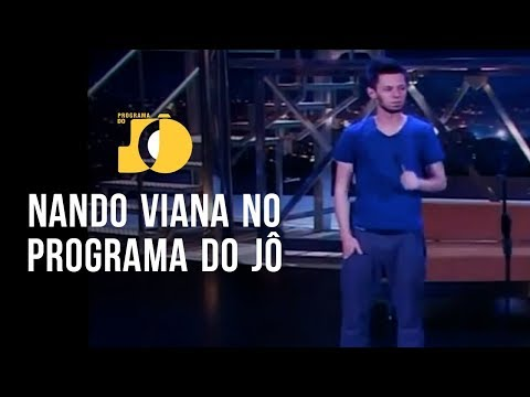 Nando Viana - Humor Na Caneca 07/10/2010