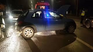 Accident rutier în Alba Iulia, pe Calea Moților