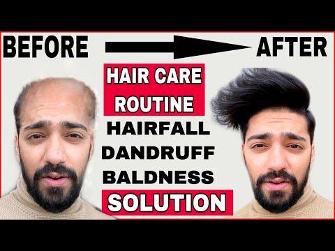 Get STRONG and SEXY Hair - Hindi Hair Care Tips