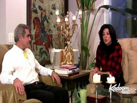 Houshang Touzie, Shohreh Aghdashloo, PART 6, An Iranian in Heaven Yek Irani dar Behesht HQ