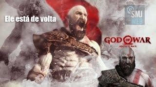 God Of War 4 Gameplay Trailer PS4 2017 E3 2016
