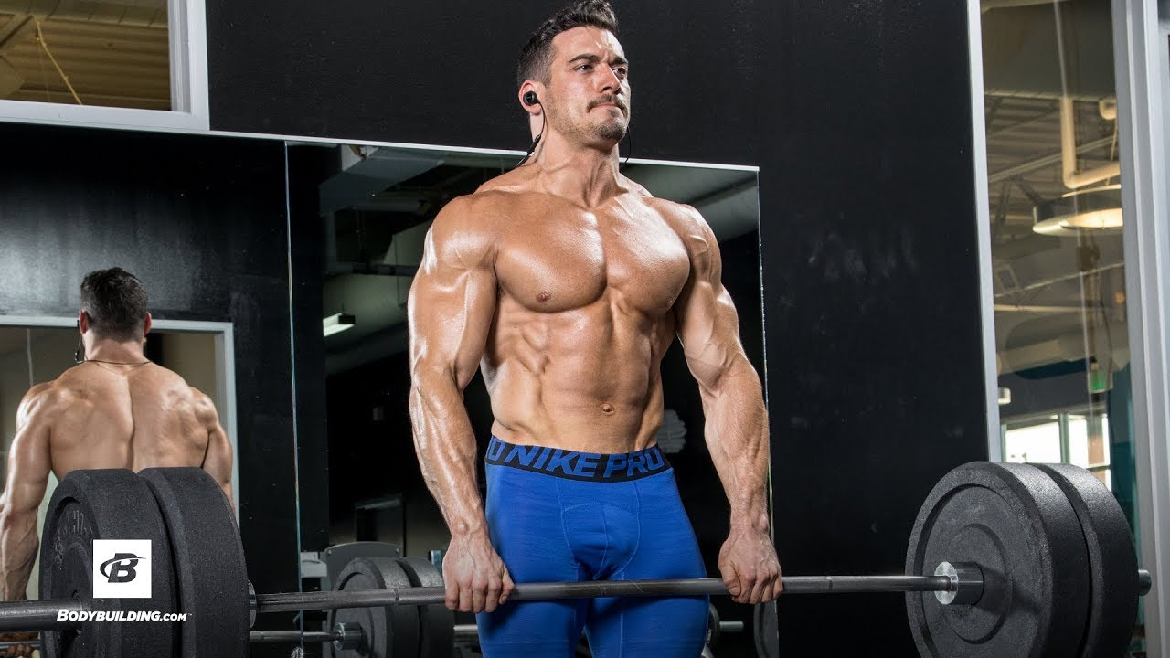 Brian DeCosta's Big Back Workout   Live with Q&A - YouTube