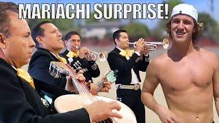 MARIACHI BAND SURPRISE PRANK!