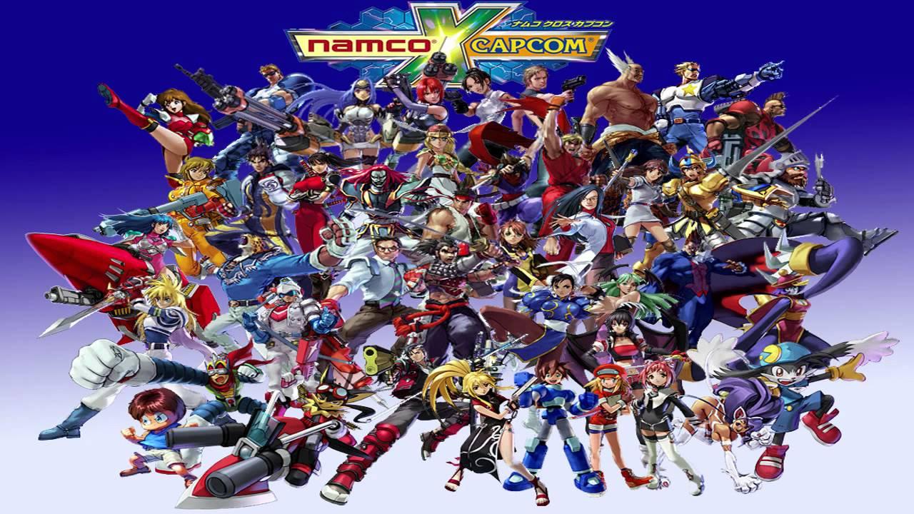 Namco X Capcom Stepping Wind Klonoa S Theme Youtube