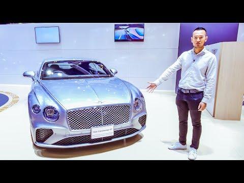 Khám phá chi tiết xe thể thao siêu sang Bentley Continental GT 2019 | XEHAY