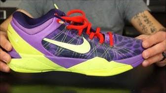 Nike Zoom Kobe VII (7) Performance Review