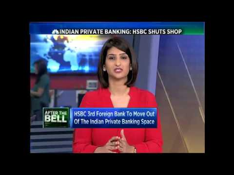 HSBC To Move Out Of The Indian Private Banking Space