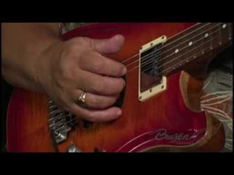 Brazen Guitars Classroom - Lesson 1